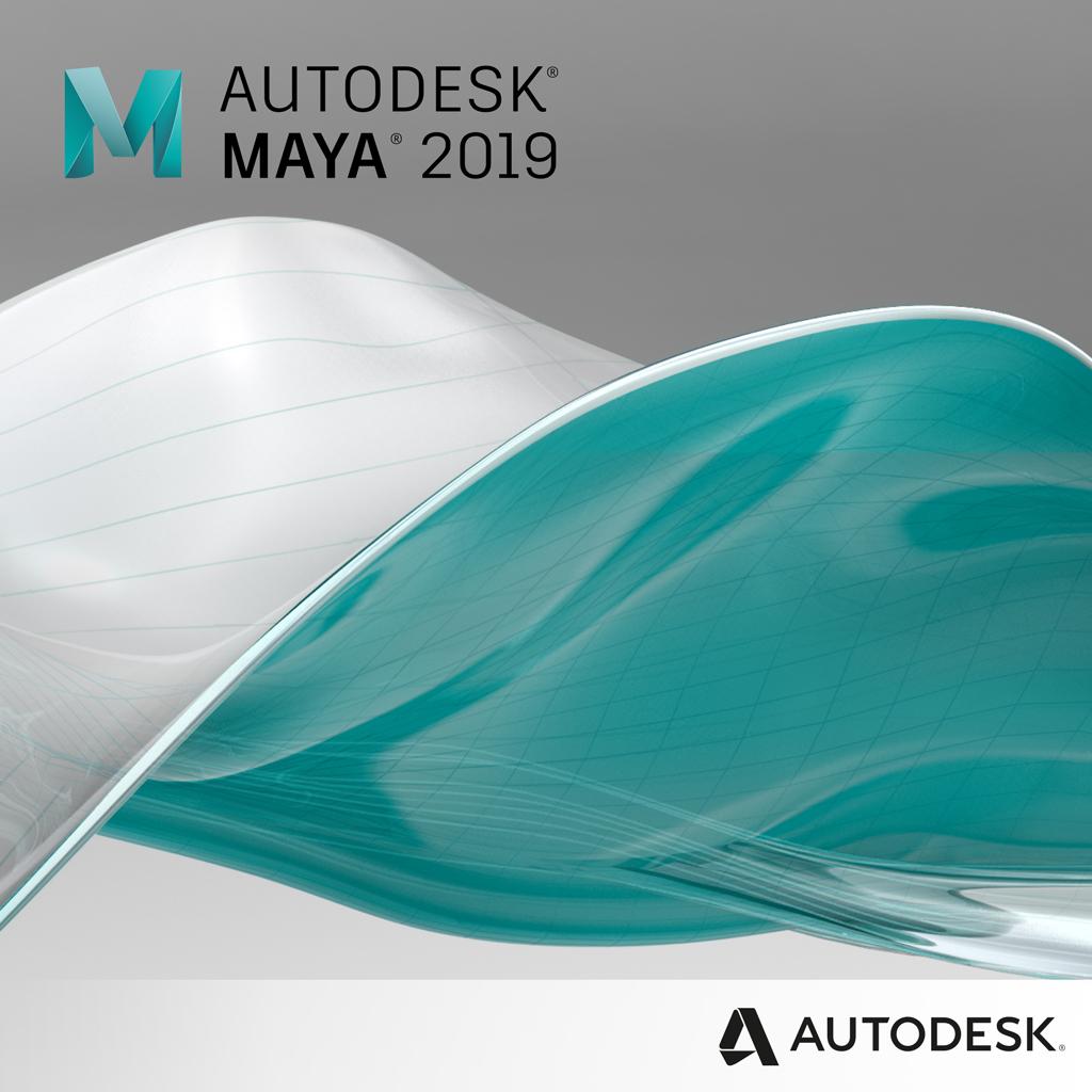 autodesk maya 2018.5 Maya 2019